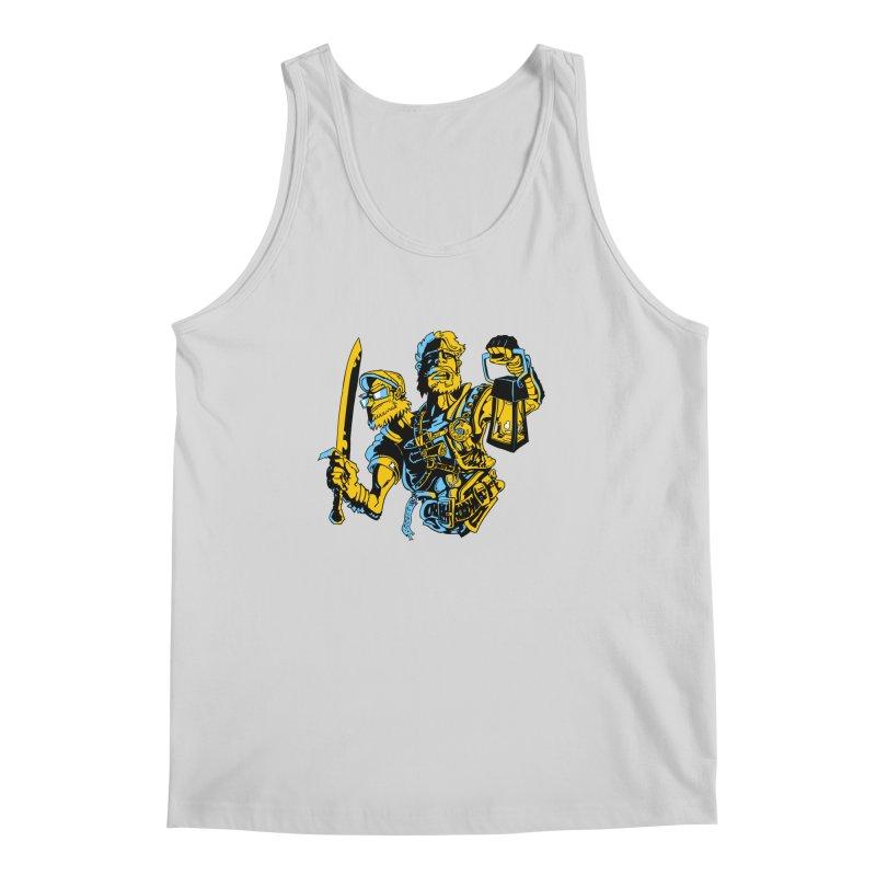 2-Headed Hero Men's Tank by