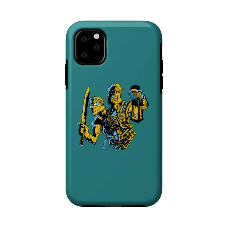 2-Headed Hero Accessories Phone Case by