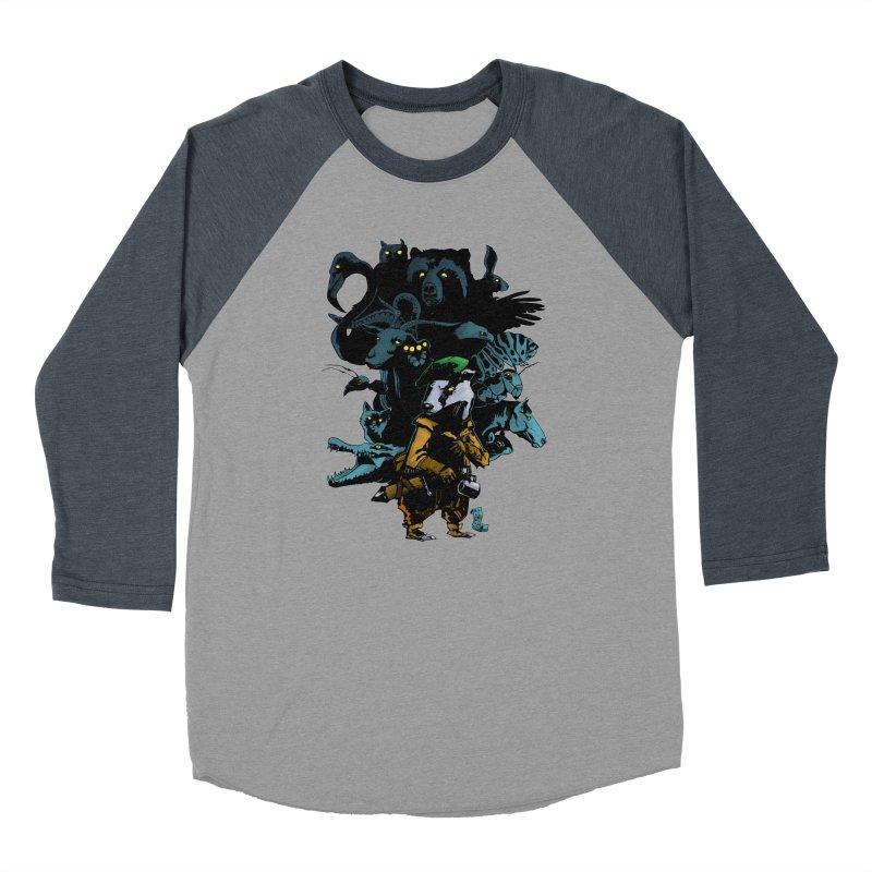 Chunt, King of the Badger Women's Longsleeve T-Shirt by