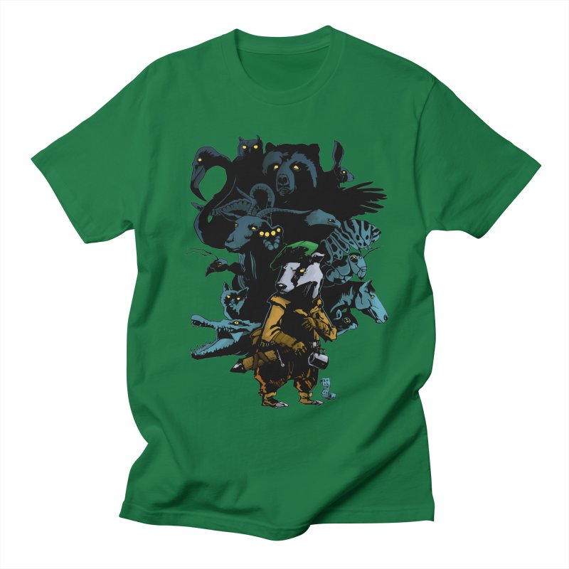 Chunt, King of the Badger Men's T-Shirt by