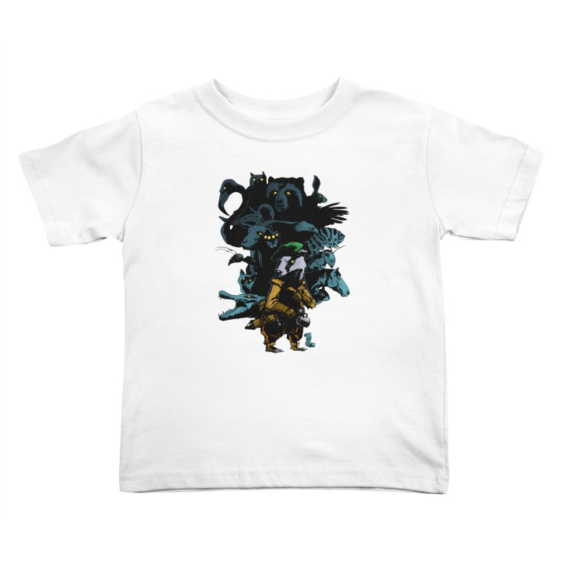 Chunt, King of the Badger Kids Toddler T-Shirt by