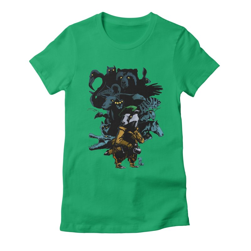 Chunt, King of the Badger Women's T-Shirt by