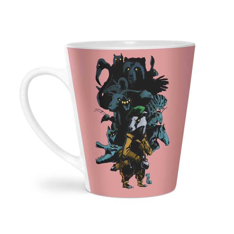 Chunt, King of the Badger Accessories Mug by