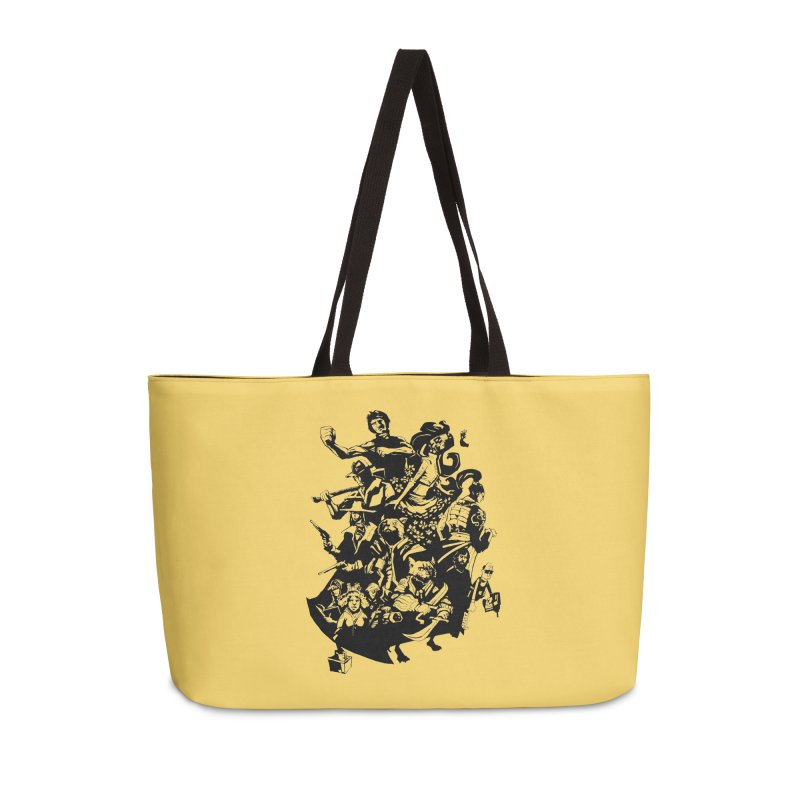 One Shot Roundup Accessories Bag by