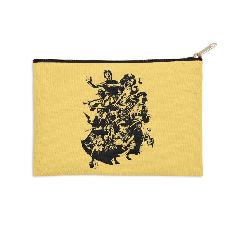 One Shot Roundup Accessories Zip Pouch by