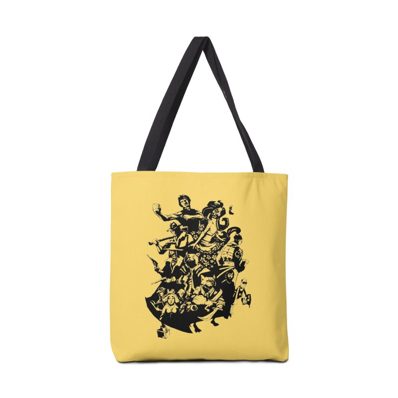 One Shot Roundup Accessories Tote Bag Bag by