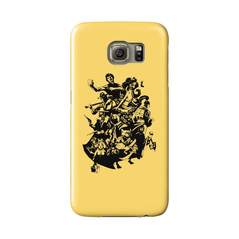 One Shot Roundup Accessories Phone Case by