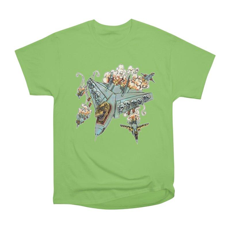 Tyrannosquadron Rocks Men's T-Shirt by