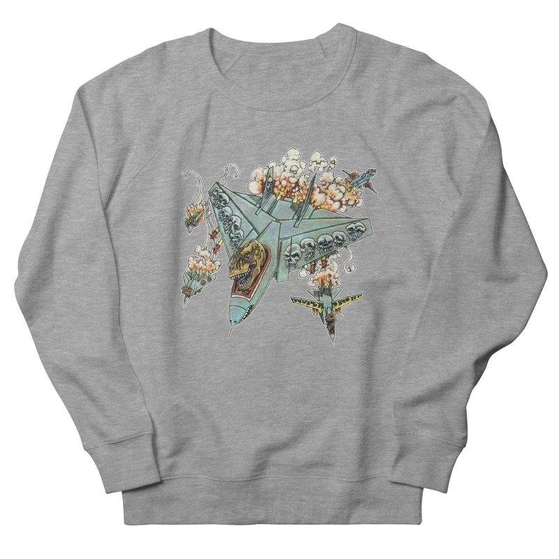 Tyrannosquadron Rocks Women's Sweatshirt by