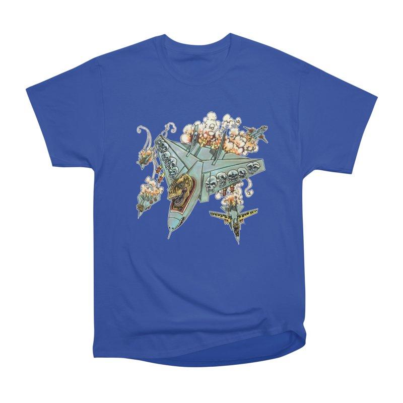 Tyrannosquadron Rocks Women's Classic Unisex T-Shirt by