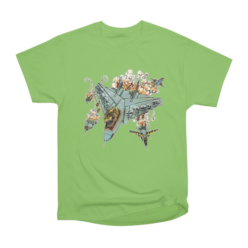 Tyrannosquadron Rocks Men's T-Shirt by
