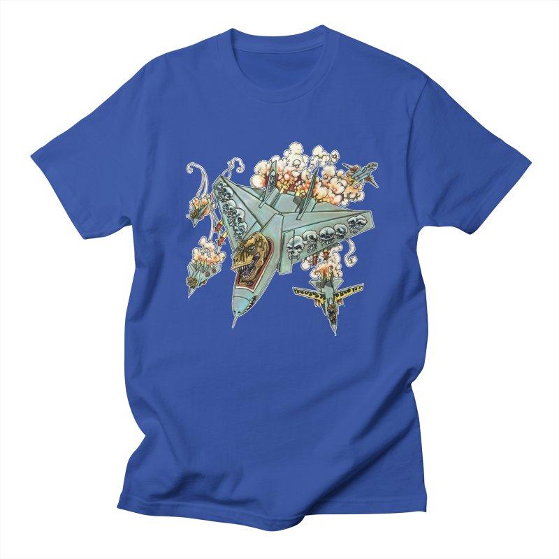 Tyrannosquadron Rocks Women's Regular Unisex T-Shirt by