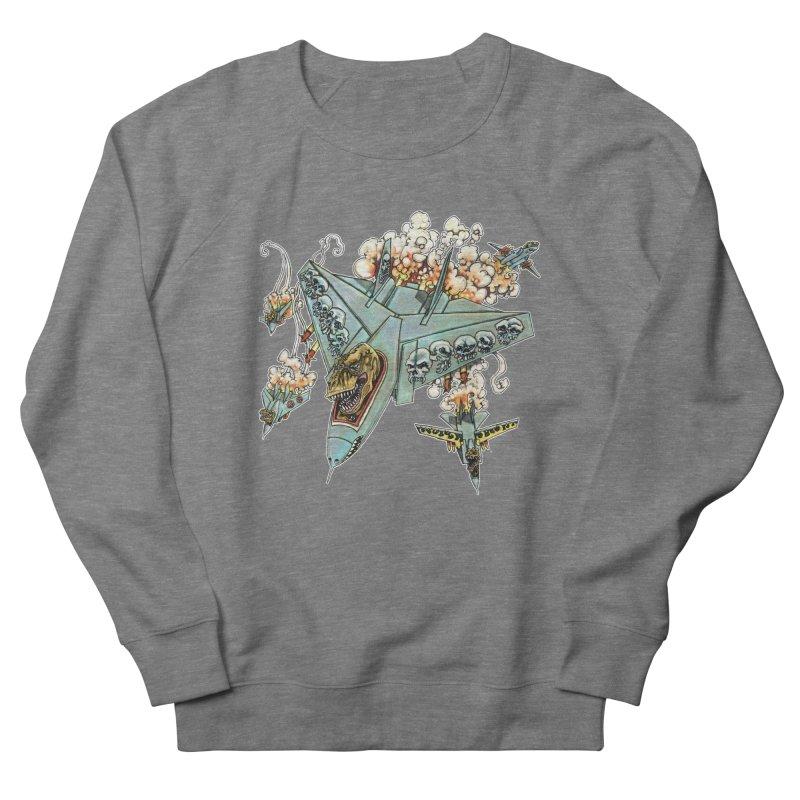 Tyrannosquadron Rocks Men's Sweatshirt by