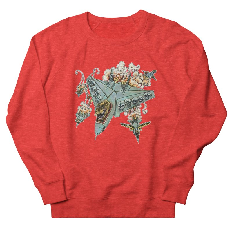 Tyrannosquadron Rocks Men's Sweatshirt by