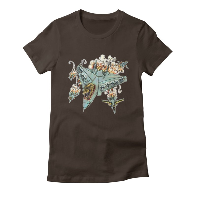 Tyrannosquadron Rocks Women's T-Shirt by