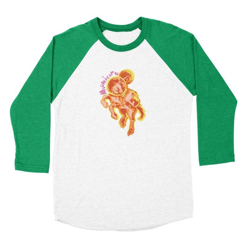Moonicorn Women's Longsleeve T-Shirt by