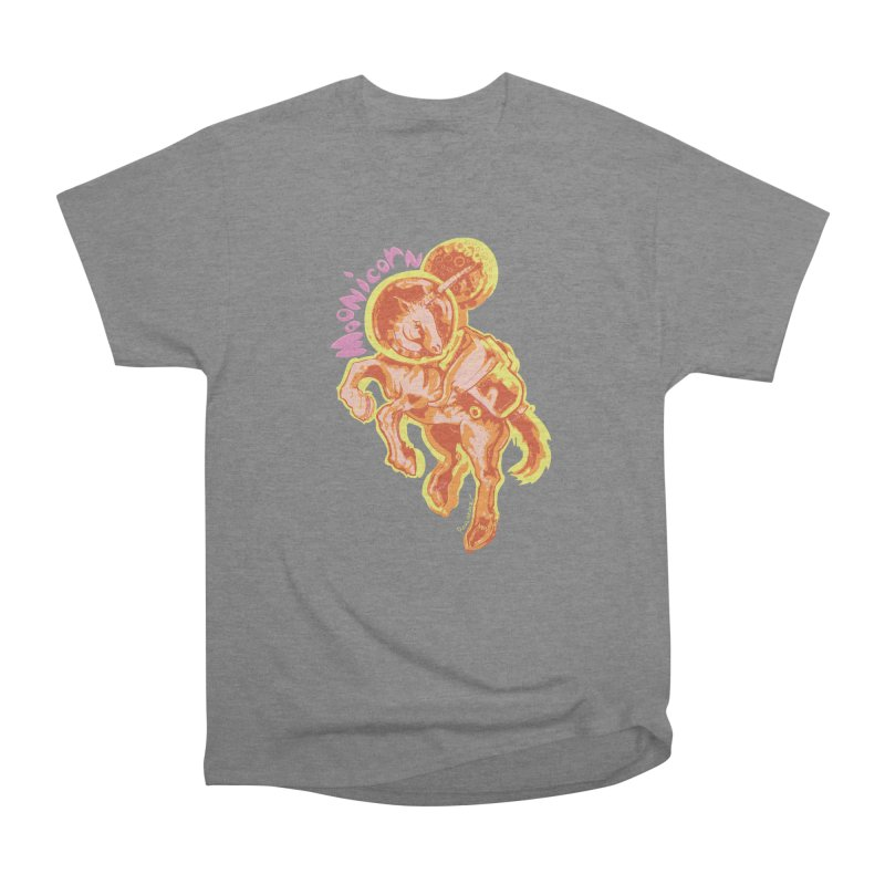 Moonicorn Men's T-Shirt by