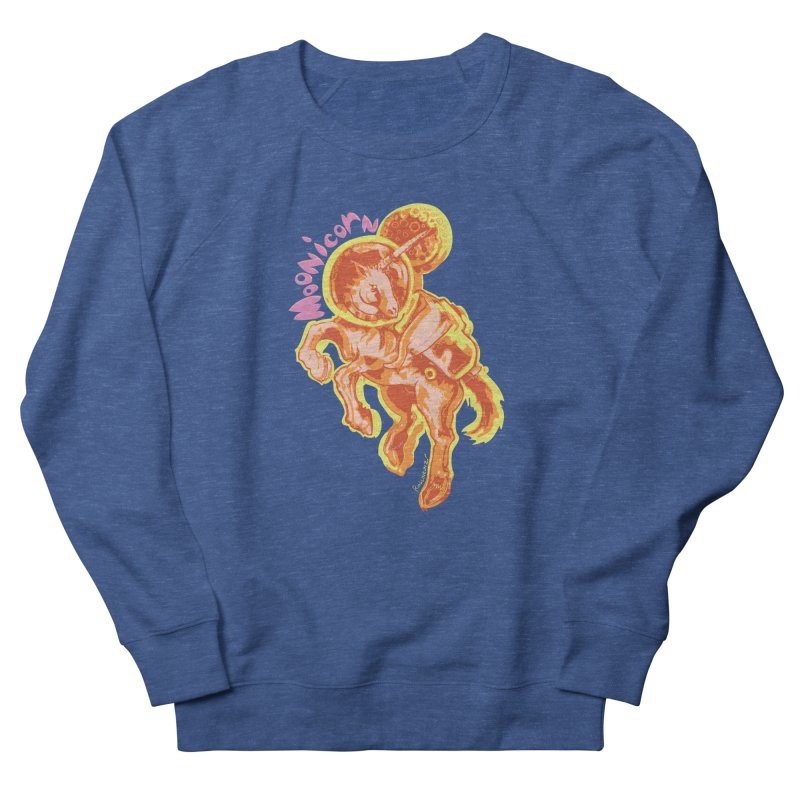 Moonicorn Men's Sweatshirt by
