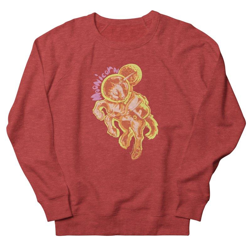 Moonicorn Men's Sweatshirt by