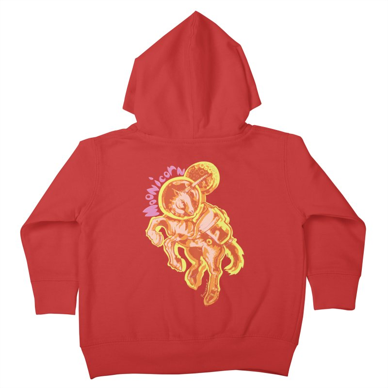 Moonicorn Kids Toddler Zip-Up Hoody by