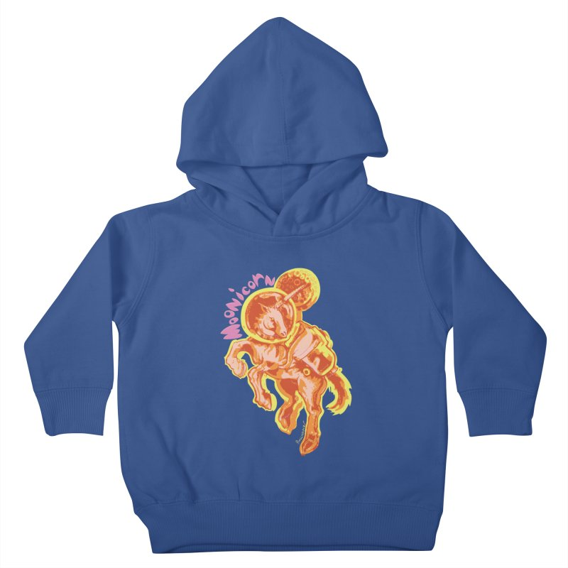 Moonicorn Kids Toddler Pullover Hoody by