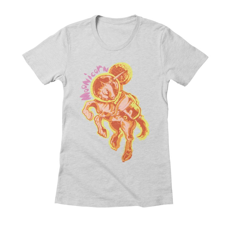 Moonicorn Women's T-Shirt by
