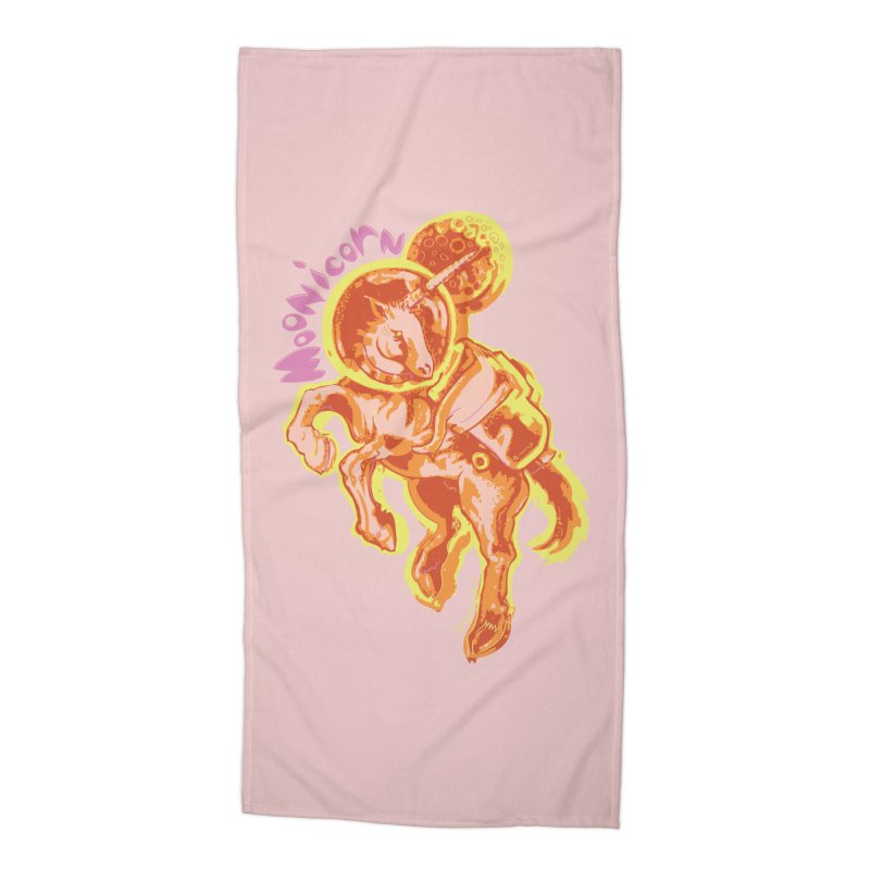 Moonicorn Accessories Beach Towel by