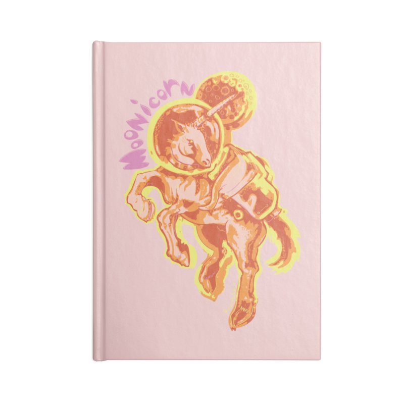 Moonicorn Accessories Notebook by