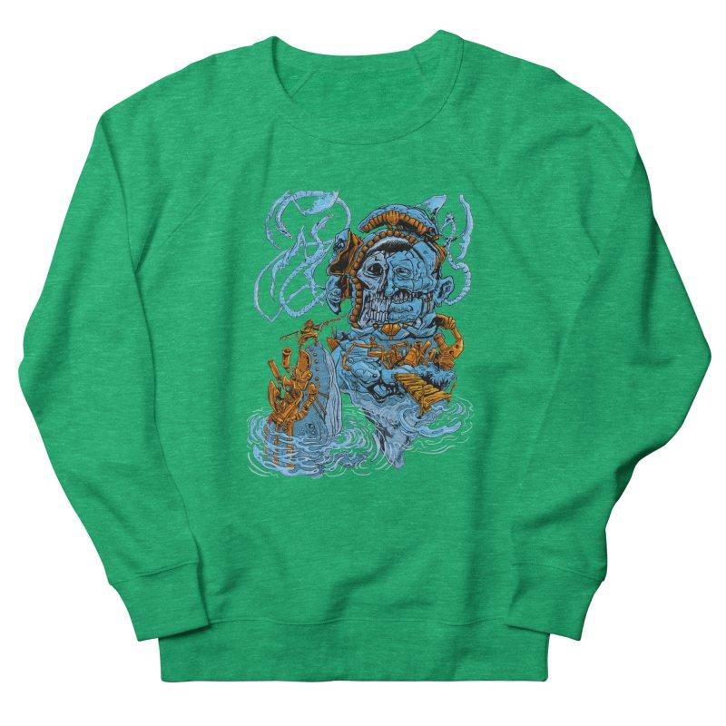 Steamborg Island Women's Sweatshirt by