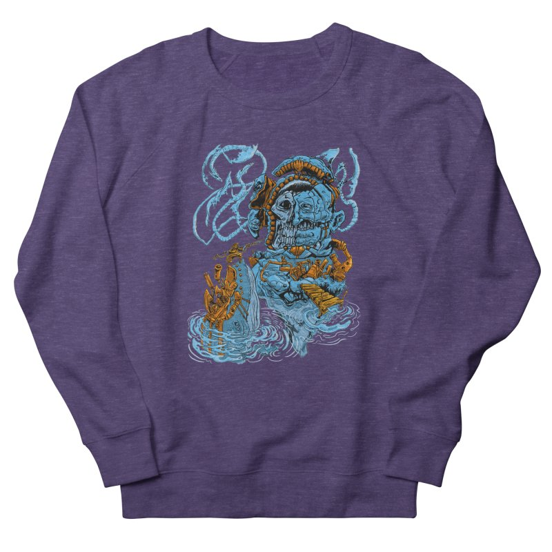 Steamborg Island Women's Sweatshirt by