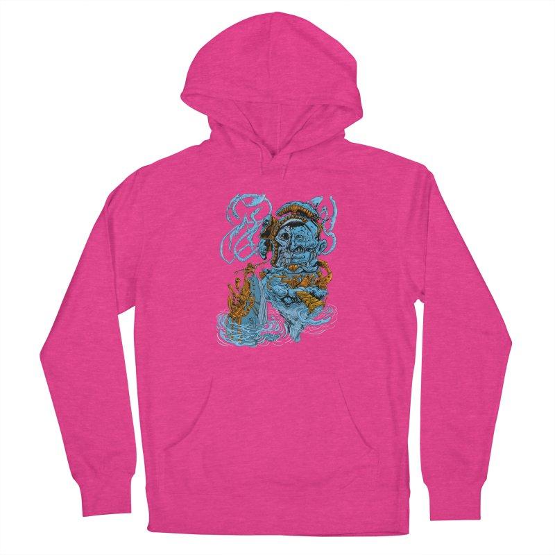 Steamborg Island Women's Pullover Hoody by