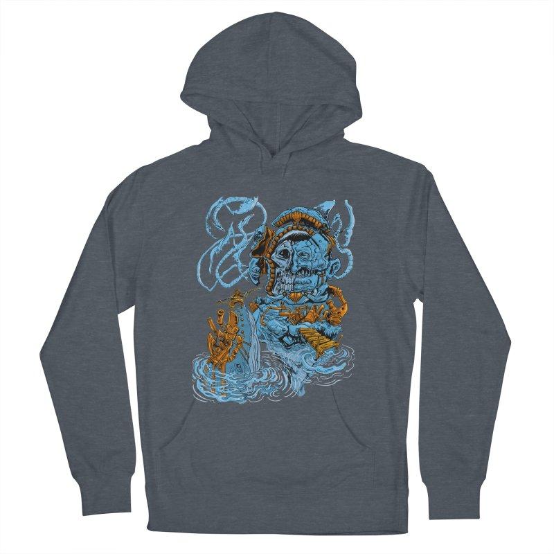 Steamborg Island Men's Pullover Hoody by