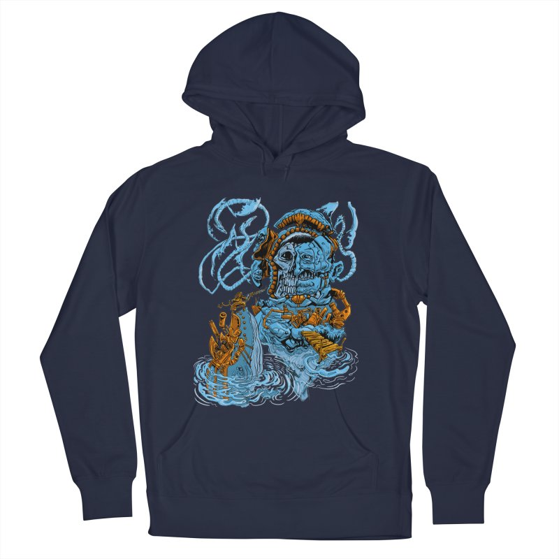 Steamborg Island Men's Pullover Hoody by