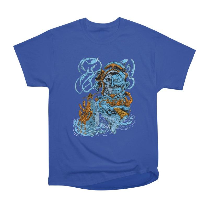 Steamborg Island Women's Classic Unisex T-Shirt by