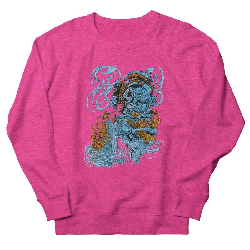 Steamborg Island Women's French Terry Sweatshirt by
