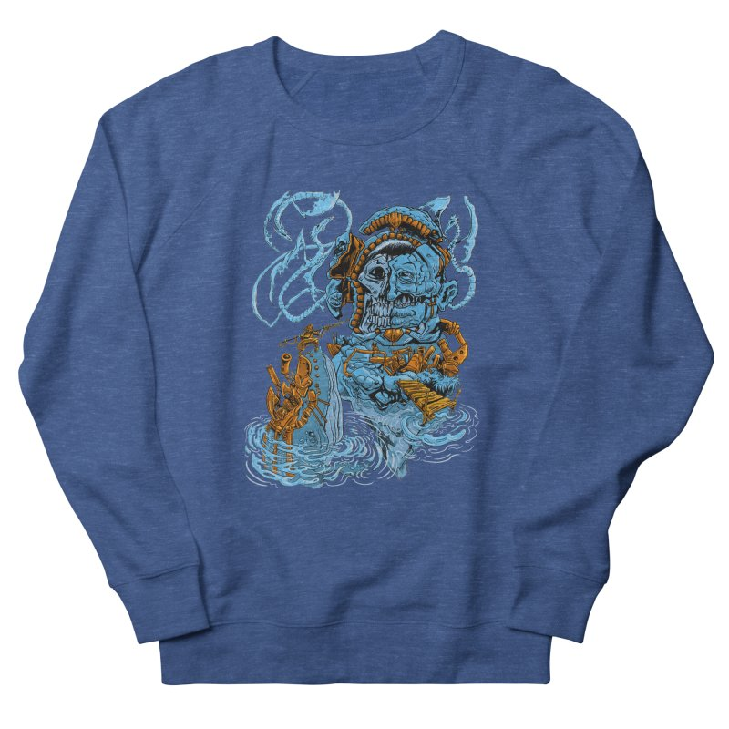 Steamborg Island Men's Sweatshirt by