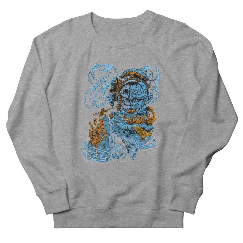 Steamborg Island Men's Sweatshirt by
