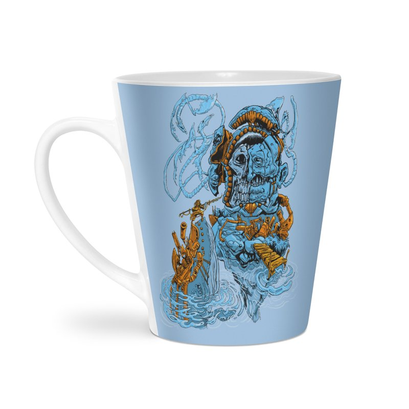Steamborg Island Accessories Mug by