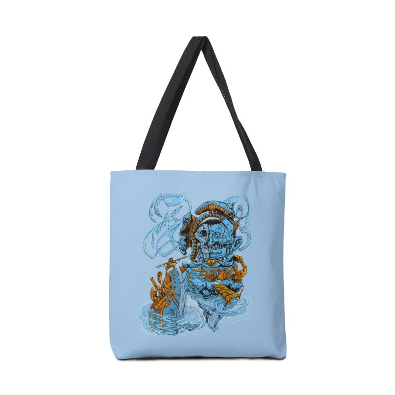 Steamborg Island Accessories Bag by