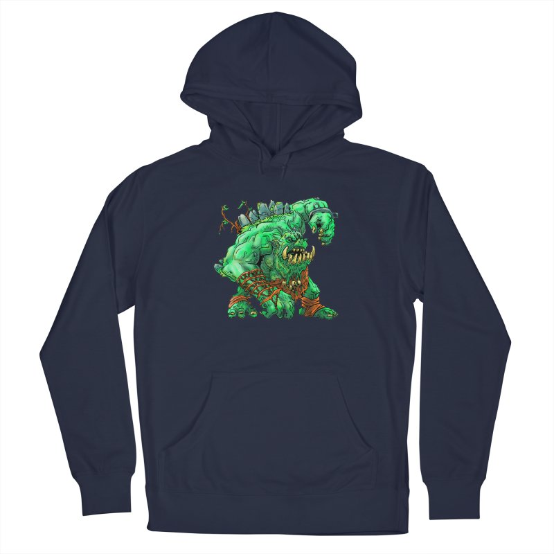 Straight Trollin' Men's Pullover Hoody by