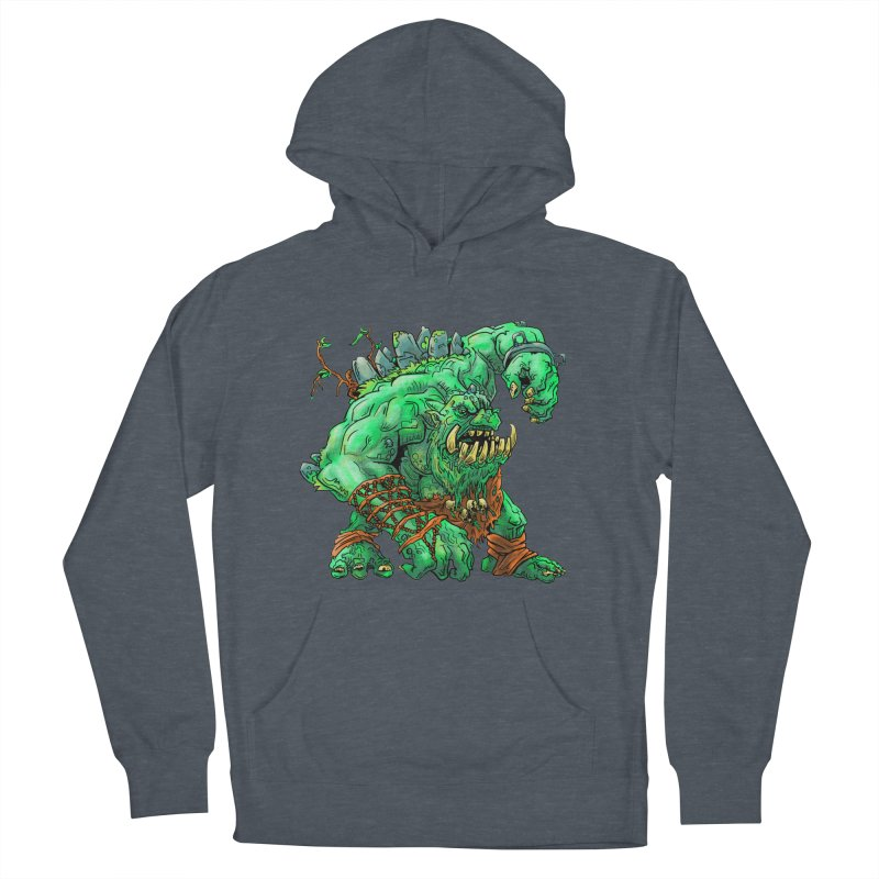 Straight Trollin' Women's French Terry Pullover Hoody by