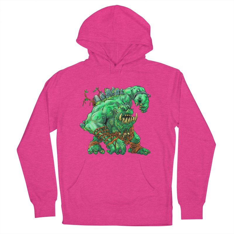 Straight Trollin' Men's French Terry Pullover Hoody by