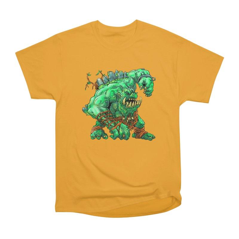 Straight Trollin' Men's Heavyweight T-Shirt by