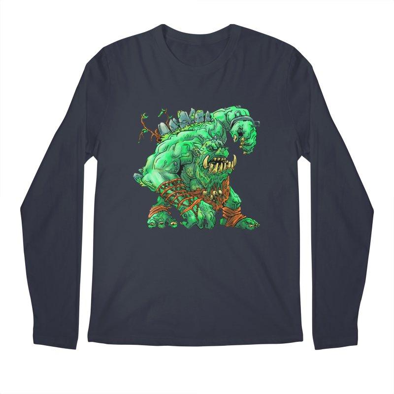 Straight Trollin' Men's Regular Longsleeve T-Shirt by