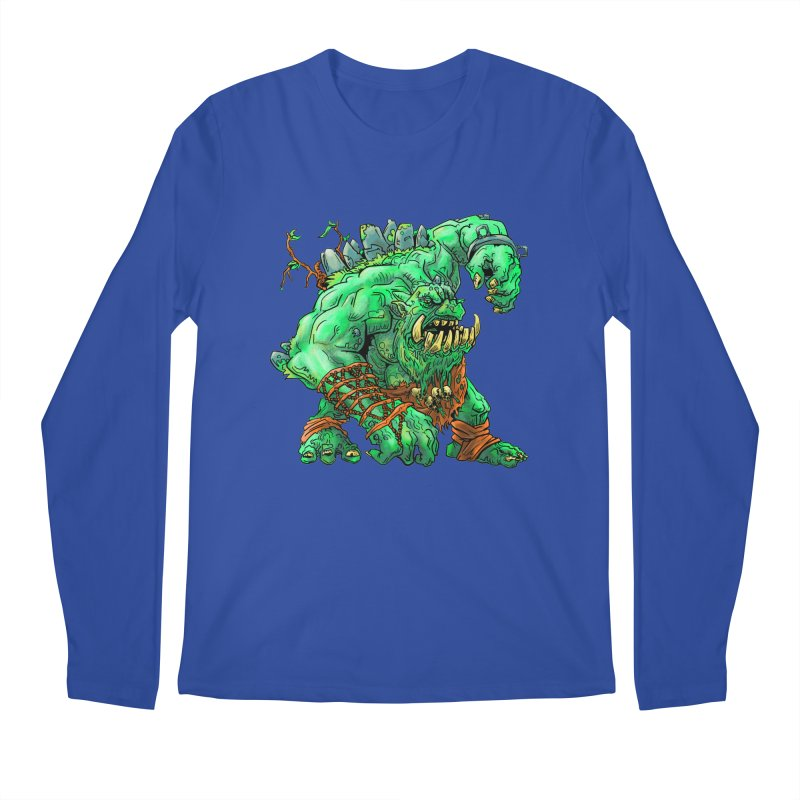 Straight Trollin' Men's Longsleeve T-Shirt by
