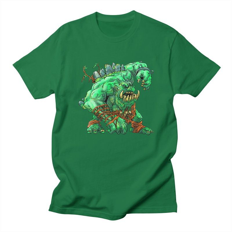 Straight Trollin' Men's Regular T-Shirt by