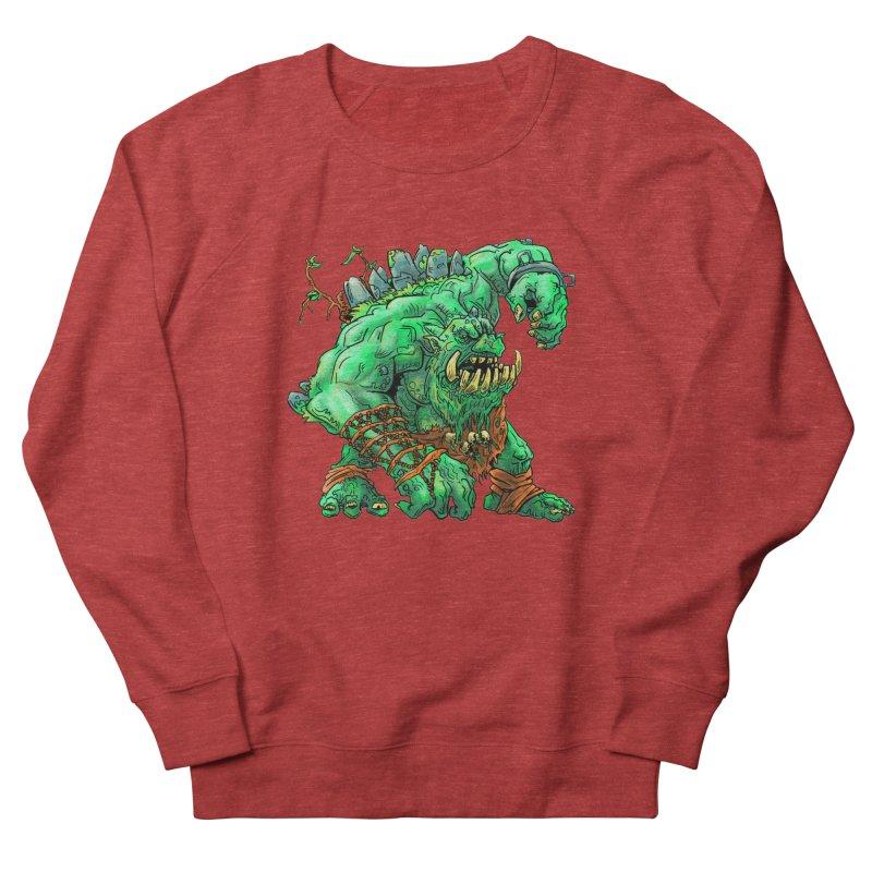 Straight Trollin' Men's French Terry Sweatshirt by
