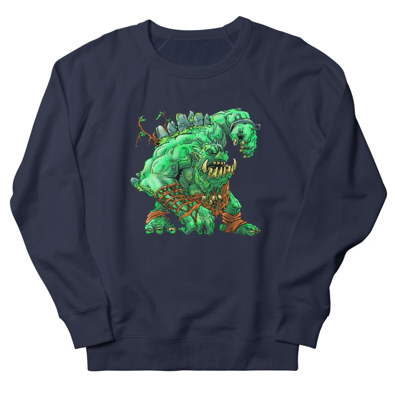 Straight Trollin' Men's French Terry Sweatshirt by