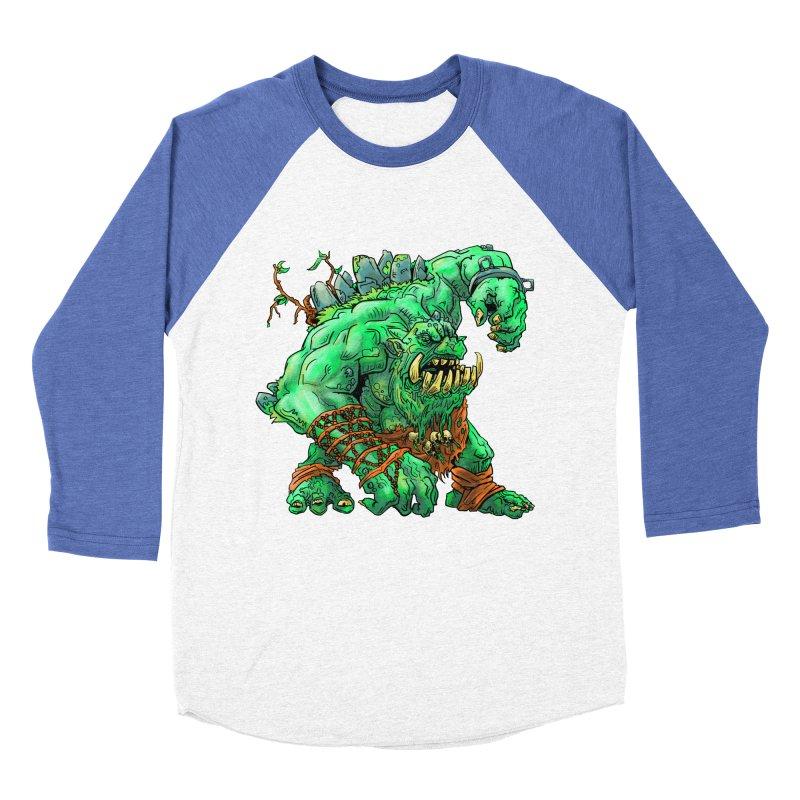 Straight Trollin' Women's Baseball Triblend Longsleeve T-Shirt by