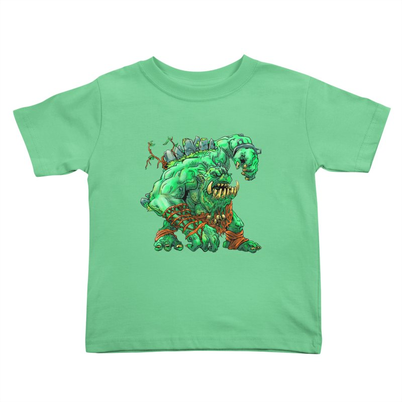 Straight Trollin' Kids Toddler T-Shirt by